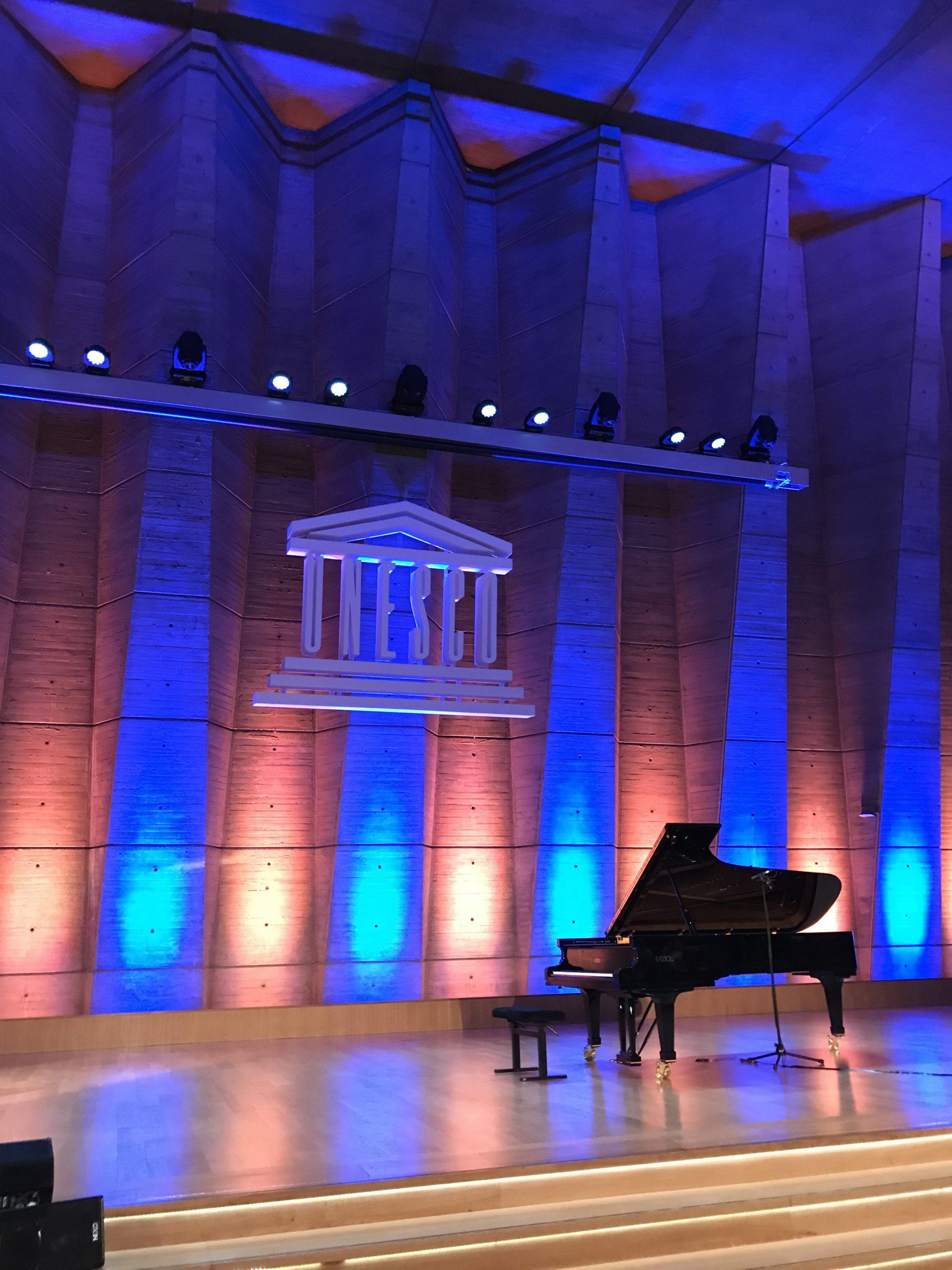 Concert Unesco