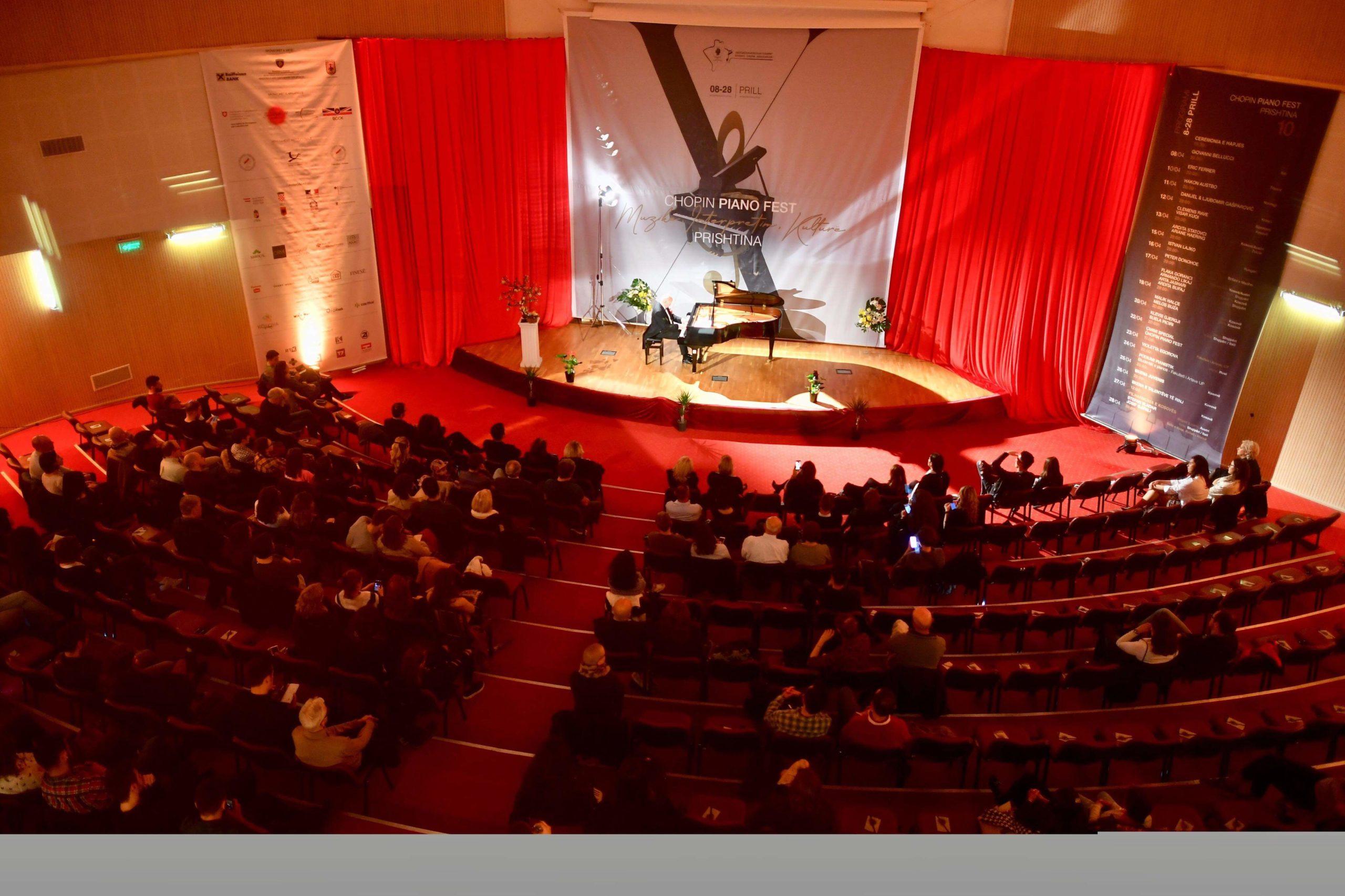 Eric Ferrer Chopin Piano Fest