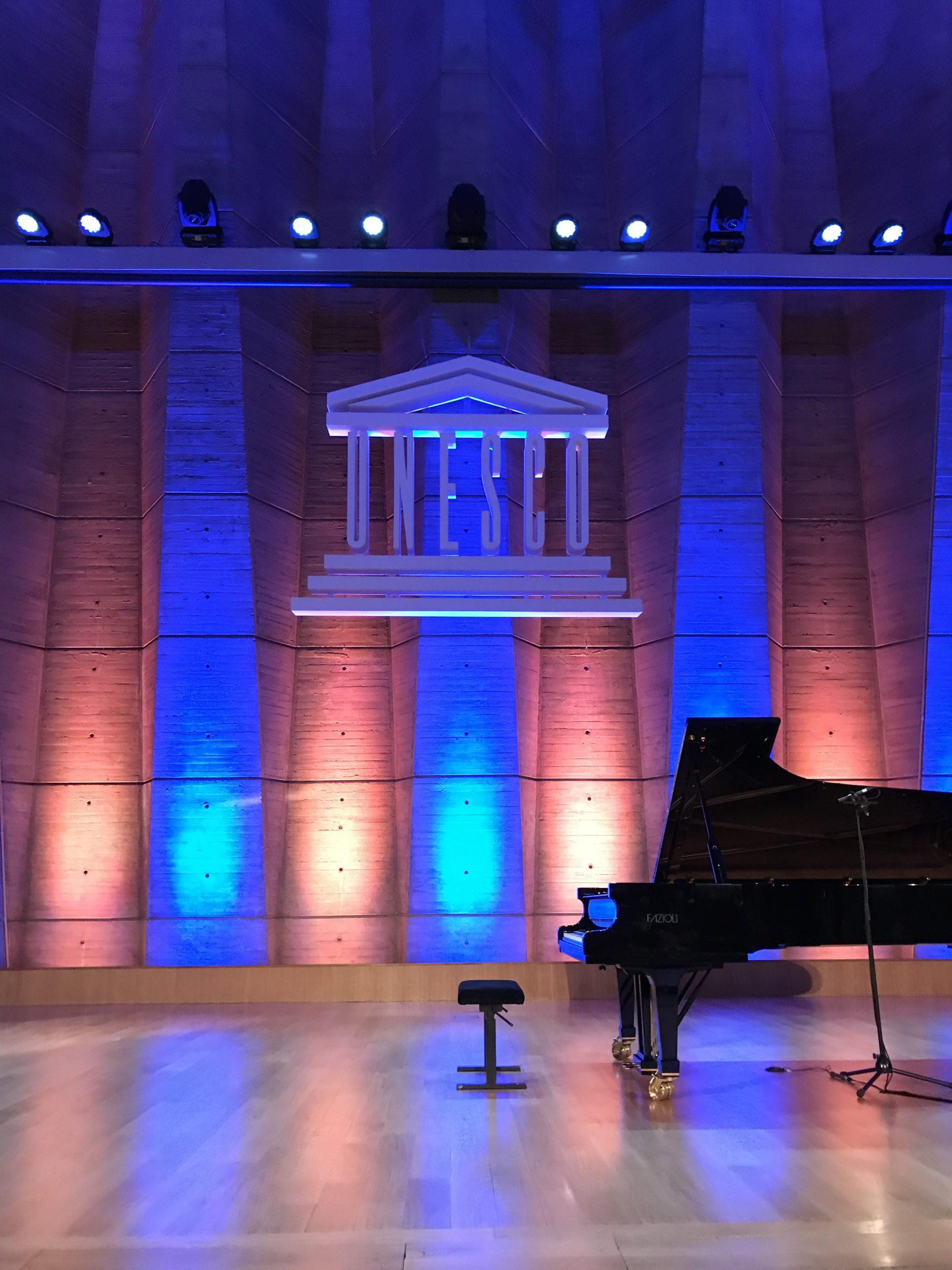 Salle Unesco